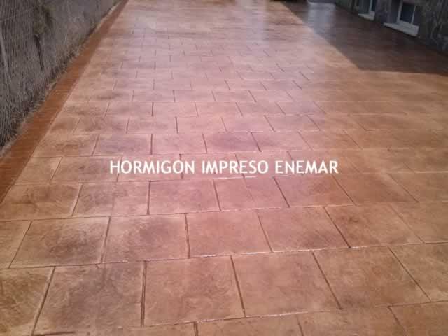 Hormigon-impreso-Quijorna-Madrid