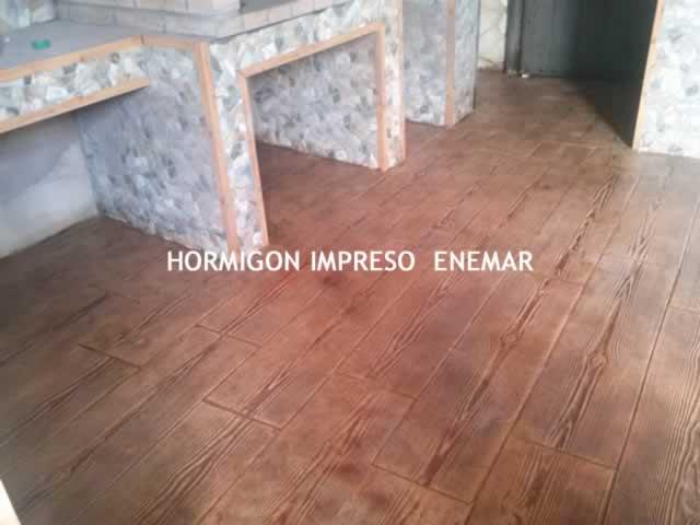 Hormigon impreso ciudad real hormigon pulido enemar for Hormigon impreso cuenca
